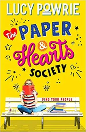 paper and hearts
